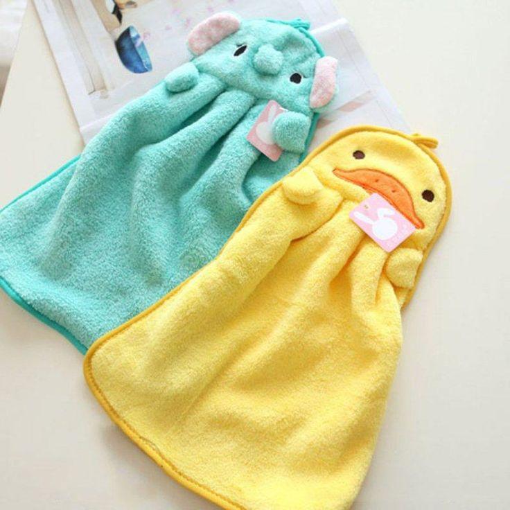 kids Hand Dry Towel