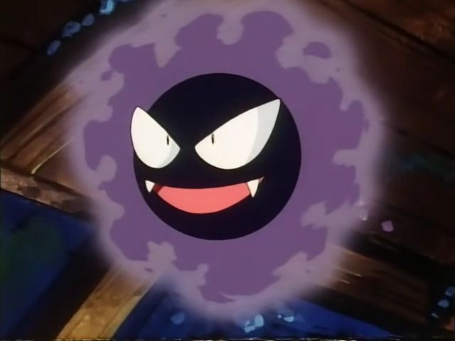 Image result for gastly pokemon