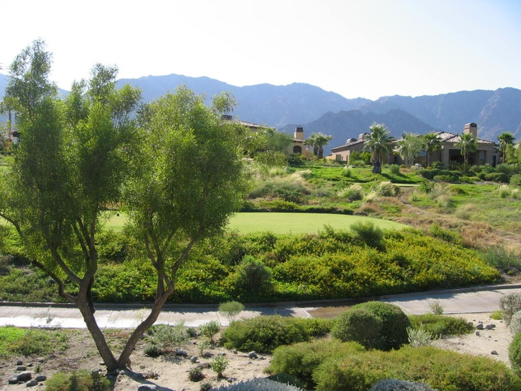 Tradition Golf Course - located in La Quinta California
