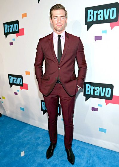 "Ryan Serhant: ""I prefer a British, more tailored, form-fitting suit. My style is James Bond, the Daniel Craig version,"" says Serhant, pictured here wearing Mezlan shoes."
