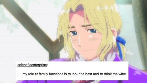 Hetalia x text posts - France. (from aphtextposts.tumblr.com)