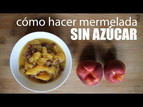 (7) Mermelada de manzanas sin azúcar (Thermomix) - YouTube
