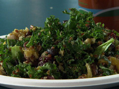 Phat Bites Donelson, TN : Food Network - FoodNetwork.com long life kale salad...
