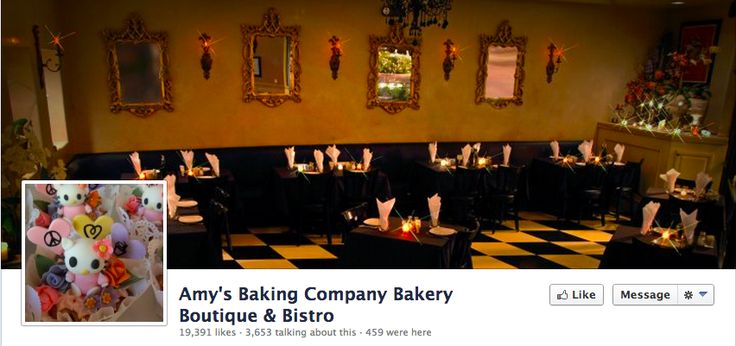 Lessons From Amy's Baking Company: Six Things You Should Never Do On Social Media - Forbes
