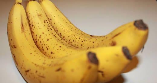 due banane al giorno