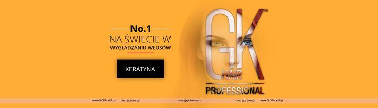 Keratin Treatment on http://keratynapolska.pl/  with GK Hair® Juvexin® Global Keratin®