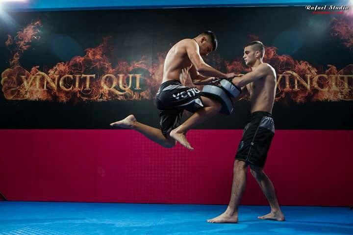 LEONTES GRECEE MMA MANDTOYLIDIS GIANNIS 👊