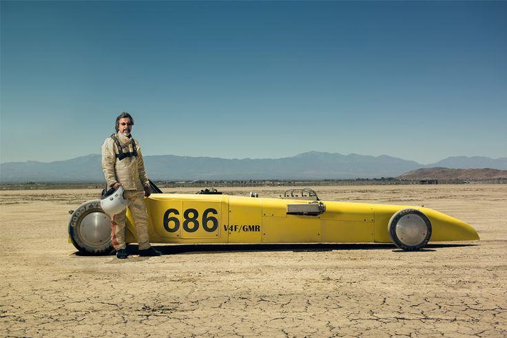 kremer johnson captures the glory of racers at el mirage dry lake bed | Netfloor USA