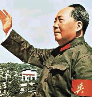 Mao Zedong- leader of the communist party of China, becomes the new leader of China and is a peasant organizer for the nationalist government