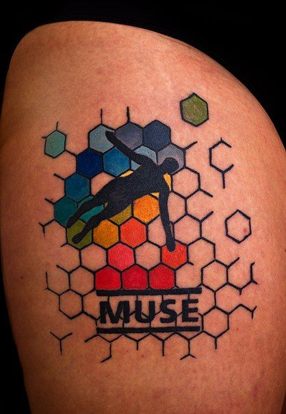 Muse Tattoo okay probably would never get this but its freaking cool