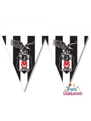 Beşiktaş Bayrak Seti (3 metre)