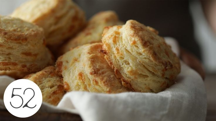 How to Make Garlic Cheddar Biscuits | Food52