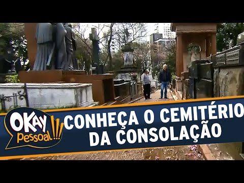 Okay Pessoal!!! - Otávio visita o Cemitério da Consolação - YouTube