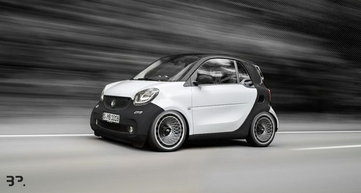 2015 smart fortwo car bp m technica wheels matte front. Black Bedroom Furniture Sets. Home Design Ideas