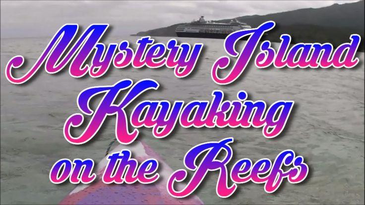 Mystery Island Kayaking on the Reefs