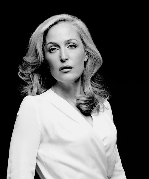 "Gillian Anderson ""The Fall"""