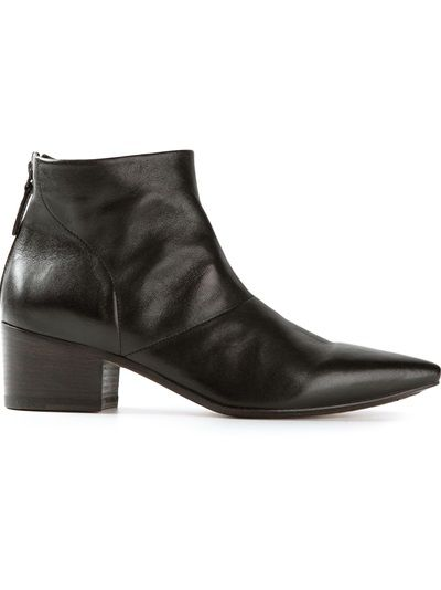 SETTIMA - pointed toe ankle boot 5