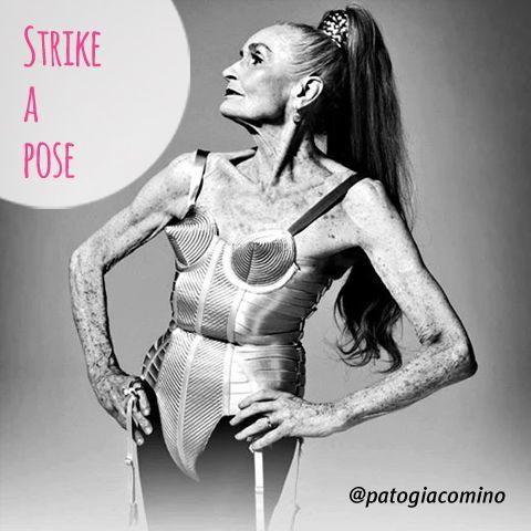 """#IDEAGENES 92 - """"STRIKE A POSE"""" #cita #quote #Concepto Imaginaxión #ComunicacionVisual ( IDEAS EN IMÁGENES ) BY @Pat Ohlander GIACOMINO DEDICADO A TODA LA GENTE MARAVILLOSA QUE PUDE VER O CONOCER EN #LISBOA EN #STYLEMASTERSHOW 2014 GRACIAS!!!"""