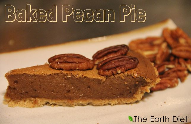 Pecan pies, Pecans and Pies on Pinterest