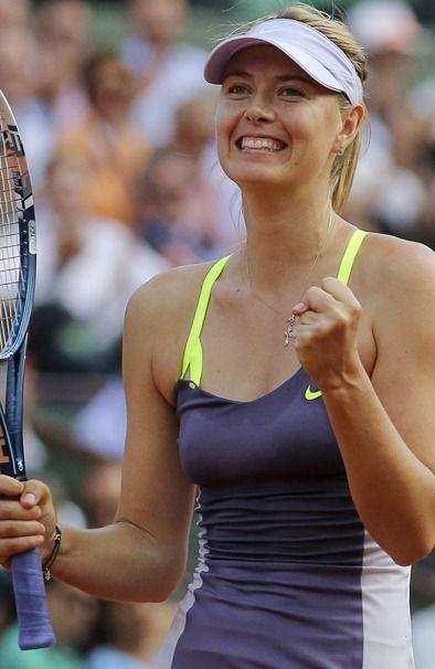 Classement Forbes : Maria Sharapova lauréate des sportives les mieux payées en 2013