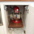 Rev-A-Shelf Mixer/Appliance Lift Mechanism - traditional - cabinet and drawer organizers - by Rev-A-Shelf