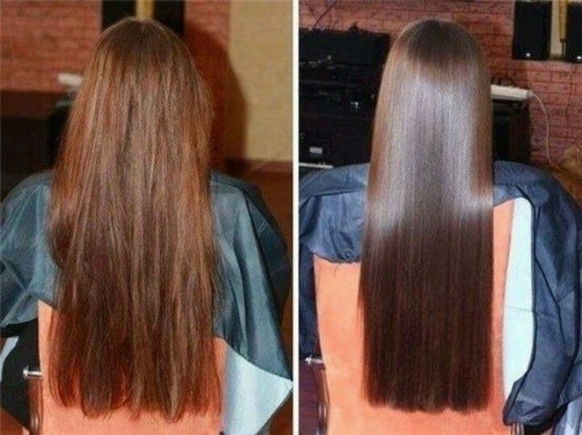 Today we would like to share with you this little trick that really works really well - How To Straighten Hair Without Heat.