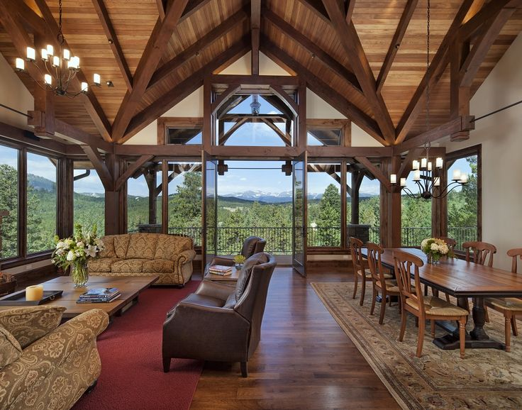 11 best images about twin sisters ranch on pinterest for Ranch timber frame plans