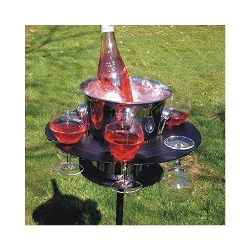 8 Best Wine Holder Table Boat Images On Pinterest Glass