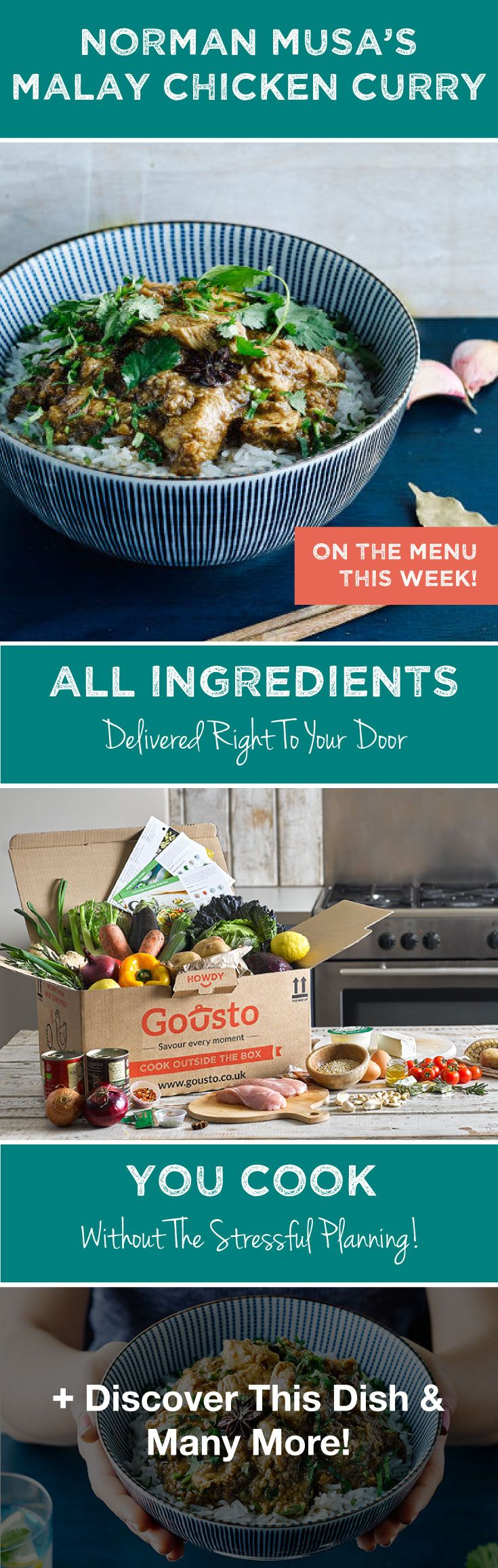 Get £25 OFF your first order! Discover amazing new recipes with perfectly pre-portioned ingredients delivered right to your door. Click to see what you could be cooking this week!