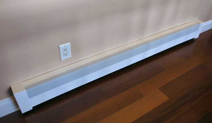 Baseboard Heater Covers Super Idea To Keep Little