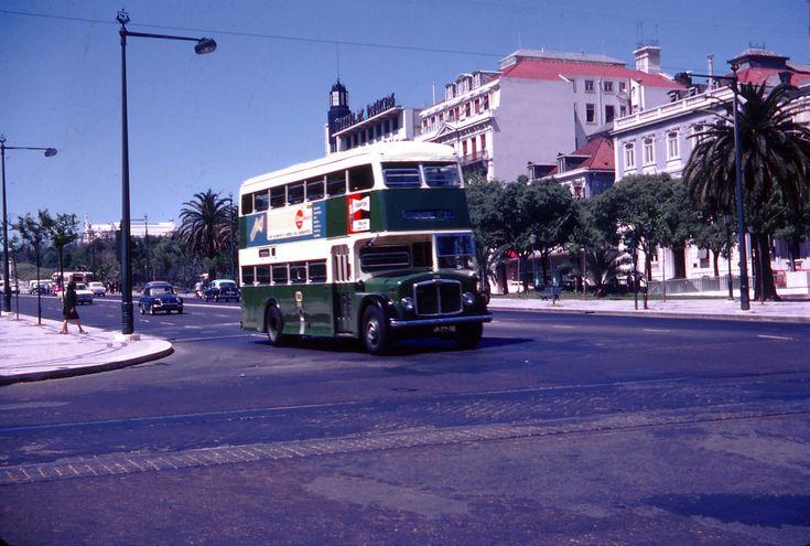 Avenida Liberdade, 1961