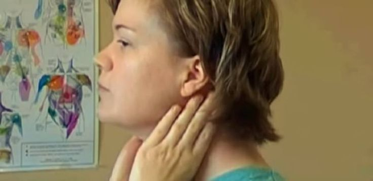 How to use fingers to clear sinuses