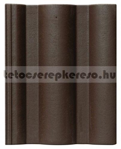 Leier Toscana sötétbarna tetőcserép akciós áron a tetocserepkereso.hu ajánlatában