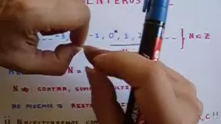 nuemros enteros - YouTube