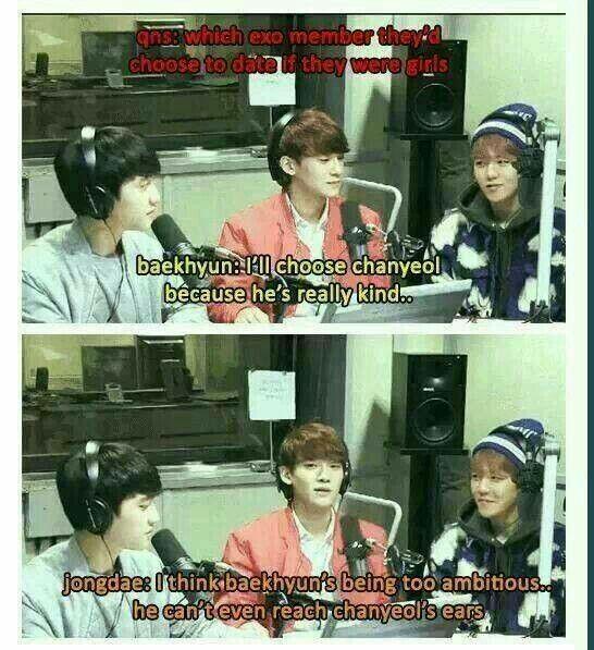 Exo Radio show