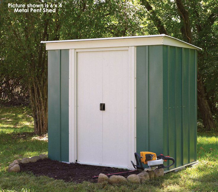 Best 25+ Metal Storage Sheds Ideas On Pinterest | Amish Sheds, Craftsman  Storage Boxes And Shed