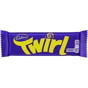 #Cadbury #Twirl #Chocolate 43g