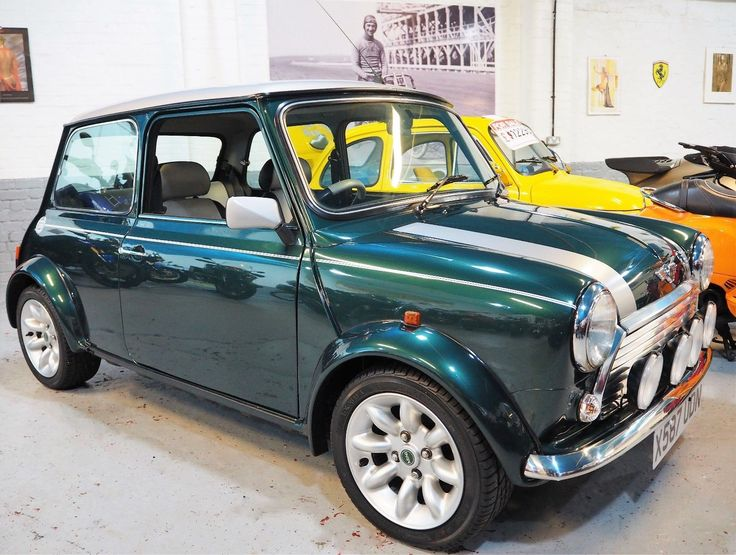 eBay: 2000 Mini Cooper Sportpack original .17k Miles FSH ,stunning car Finance p/x #classicmini #mini