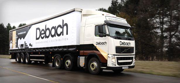 Debach – Transport