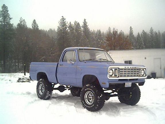 77 power wagon