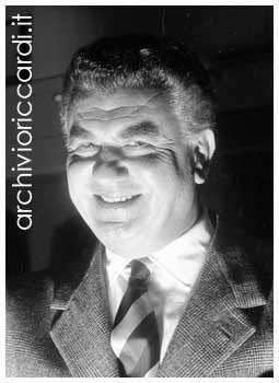 Gino Cervi - by Carlo Riccardi - http://www.archivioriccardi.it
