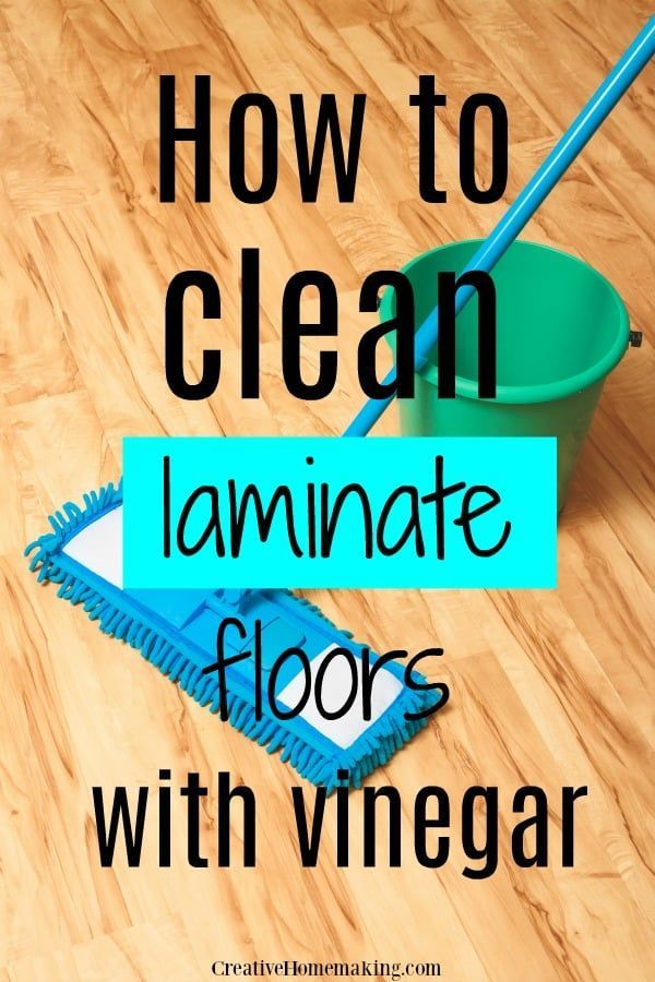How To Clean Laminate Floors With Images