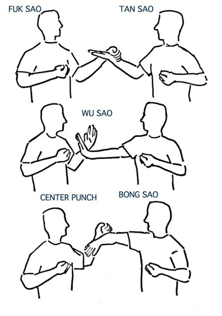 Técnicas Wing Chun | AWFKF - Associação Wing Fu