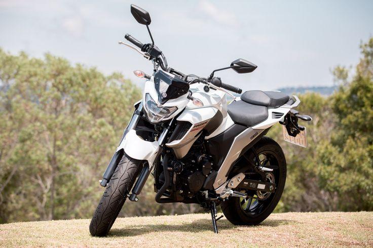 Yamaha Fazer 250 ABS 2018; fotos