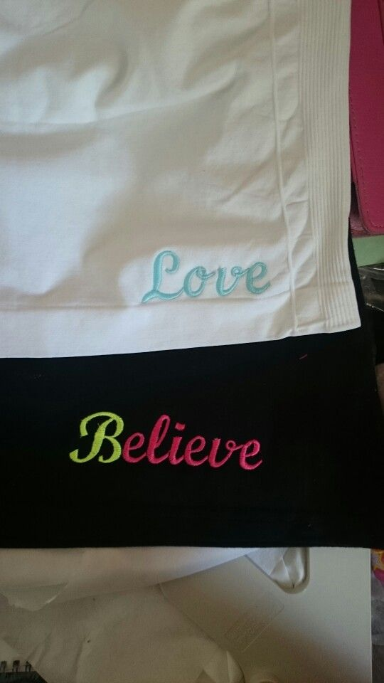 Believe & Love