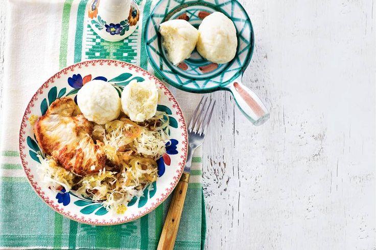 Tsjechische varkenslapjes - Recept - Allerhande