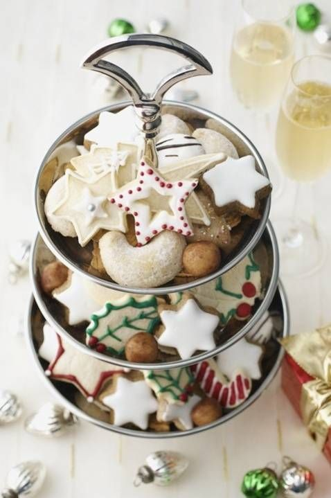Biscotti di Natale (Foto)   Ricette pourfemme