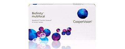 Biofinity Multifocal 6