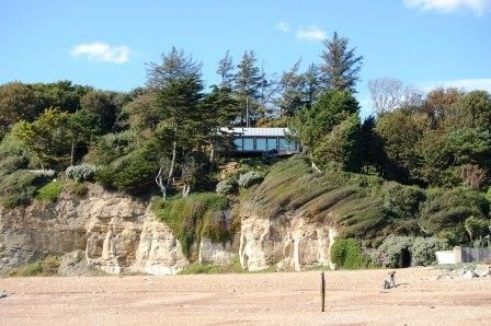 Another Cliff end, Pett Level hideaway