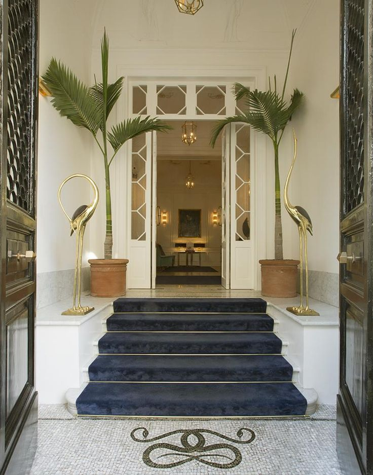 CovetED Small Luxury Hotels 5 Star Palazzo Dama Palazzo Dama_entry_ph. by Oberto Gili